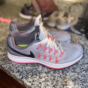 Nike Womens Air Zoom Pegasus 33 Running sz 7.5